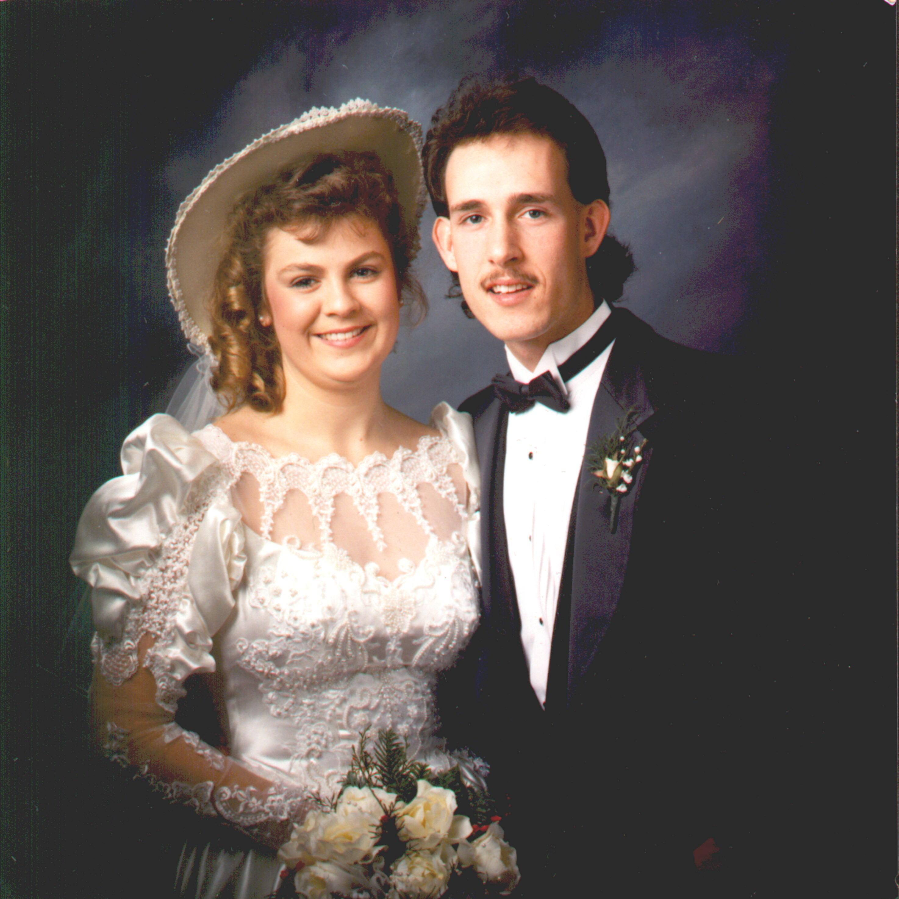 Wedding 1988