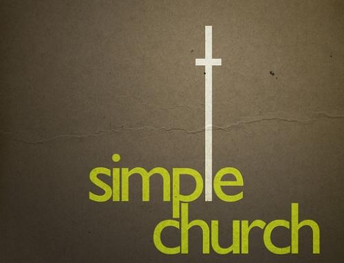 Simple Church video…