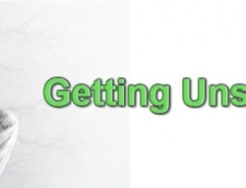 Getting Unstuck…