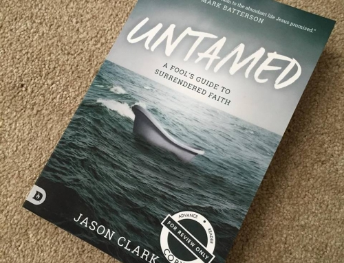 UNTAMED by Jason Clark